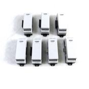 (Lot of 7) NEW Phoenix Contact nLC-IO-2AI-2AO-01 Analog I/O Modules 24 VDC