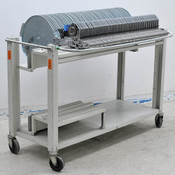 Universal 4796 8mm Feeders CT-0892 (64) with Roll-Around Storage Cart