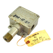 "Static ""O"" Ring 2NN-L3 Pressure Switch"