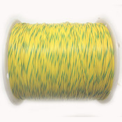 RC1C22AWGYW/GN Type 1007 22AWG Yellow/Green Wire - 2690'