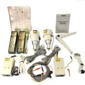 Haake VT 281-S Viscotesters + Controllers and Spindles (2) - Parts