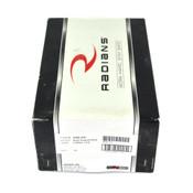 Radians RSB-420 Rad-Sequel RSX Coffee +2.0 Bi-Focal Safety Glasses (12)