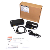Lenovo 40A40090US ThinkPad OneLink+ Dock USB 3.0 USB 2.0 DisplayPort VGA