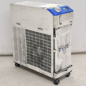 SMC HRSH090-A-20 Thermo Chiller Air-Cooled Powers On Alarm 39 & 18 Bad! - Parts