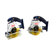 "Ryobi P500 18V One+ 5 1/2"" Circular Saws w/ Laser Alignment (2)"