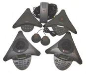 Polycom VTX1000 2201-07142-001 Soundstation EX Premier Universal-Module Ext-Mics