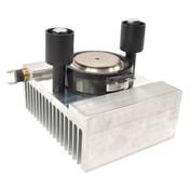 Eupec T1189N18TOF 31 26T4 Thyristor and Heat Sink