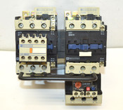 Telemecanique LC2D5011 D5011 Contactor Motor Starter Overload-Rely Suppressor AC
