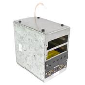 MGE IDIR 51030145XD w/ 66061 JBUS/MODBUS Card & 499G21026 Alarm Relay Card