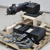 Raymond Carousel 1HP Morse Motor, 150:1 Gearhead, Control Electronics Carousel