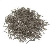 "(500) NEW 316 Stainless Steel 4-40x7/8"" Phillips #1 Pan-Head Machine Screws"