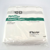 """Texwipe TX1013 AlphaWipe 12""""x12"""" Dry Cleanroom Non-Steril Low-Lint Wipers (75)"""