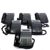 NEC 22B HF/DISP Aspire phone IP1NA-12TXH Tel (BK) (6)