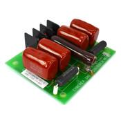 Cyberex Snubber 41-09-604706 Rev. A Circuit Board