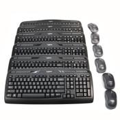 Logitech MK320 Wireless Keyboard w/ M185 Mouse (7)
