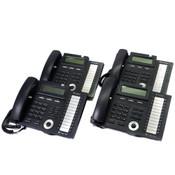 Vertical Edge 700 24-Button Speakerphone w/ Handset (4)