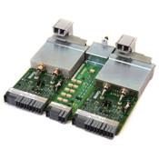 2 Ciena NTK505EAE5 Power Imput & 1 NTK505FBE5 Mic Maintenance Card