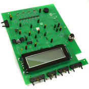 Cyberex 41-09-611731 Rev C/B DTS Display Panel w/ Cover