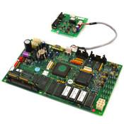 Cyberex 41-09-612662 Rev C/A Micro Control Board PLC