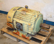 US Electric 50-Hp 3-Ph 60-Amp Motor Corro-Duty 365T TE Special Feature-R&H-4835