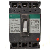 General Electric TED134040 3-Pole 40A Circuit Breaker