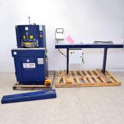 """Alfamacchine T350 Double Mitre Saw+AutoGauge 90"""" Measuring Extension Table-Parts"""