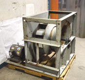 Green Heck 27-PLN-HMOS-I Centrifugal Plenum Fan 10-Hp