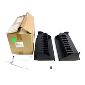 American Power APC AR8422 250lb Capacity Double Sided Rack Shelf Black