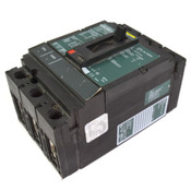 Square D HLL36150 PowerPact 150A 600VAC Circuit Breaker