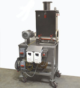 Commercial Stainless Steel Food Feeder Machine 3-Ph 460VAC AB-Powerflex-Drives