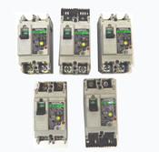 Fuji EG32AC 20-Amp Electric FA E.L. Circuit Breaker 2-Pole Trip 240V (5)