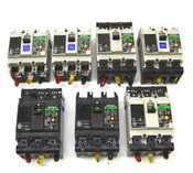 Fuji EG53C 20-Amp Electric FA E.L. Circuit Breaker 3-Pole Trip AC (7)