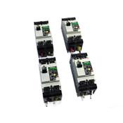 Fuji Electric EG32AC Magnetic Trip Circuit Breakers (2)5A (2)10A