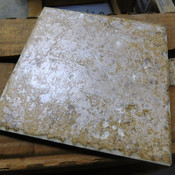 NEW Daltile PA31 661P Arezzo Gold 6x6 Floor/Wall Tile 12 Sq. Ft. Case