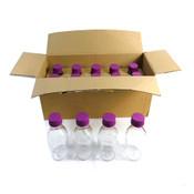 VWR 10754-818 500mL Chemical Resistant Media Storage Bottles (14)