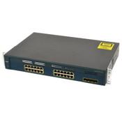 Cisco WS-C2970G-24TS-E Catalyst 2970G 24 Ethernet Switch