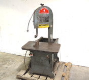 Roll-In EF1459 Vertical Gravity-Feed System Band Saw 10' Saw-Blade Missing-Parts