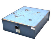 Watts Drainage Products WD-35-L Commercial Grease Trap Interceptor
