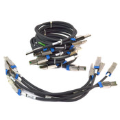 Dell S1200-2 (5) & Dell S1200-.5 (5) SAS to SAS External Cable