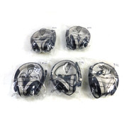ThinkWrite 90119 Ultra Durable USB Wired Headsets 105 dB +/-3dB (5)