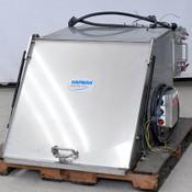 Hapman FL Dust Collector for Helix Conveyor Hopper, Very Clean, No Motor