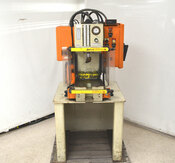 "Neff 2-Ton 3Ph Hydraulic Press Safety-Light-Curtains Adj-Press/Speed 7""-Travel X"