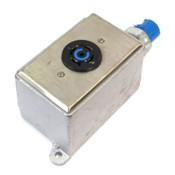 """Hubbell HBL2510 20A 120/208VAC L21-20R w/ O-Z/Gedney FD-1-75 3/4"""" Enclosure"""