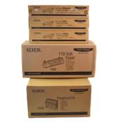 Xerox Phaser 6300 Toner (3) Imaging Unit (1) Fuser (1)
