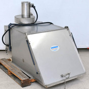 Hapman FL Dust Collector for Helix Conveyor Hopper with Blower, Very Clean