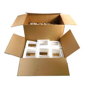 """IPS Corp AB9711CP Water Tite 1/2"""" 1/4 Turn Ice Make Outlet Boxes (20)"""