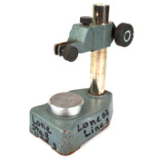 Mitutoyo 7004 Indicator Gage Stand w/ Serrated Anvil