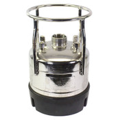 Alloy Products Stainless Steel Pressure Dispensing Vessel 1.5G