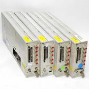 HP 44702A/44702B 13-bit High Speed Voltmeter Plugins Untested - Parts (4)