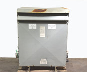 HPS 216269 250-kVA 3Ph 3R Transformer HV:480V LV:208Y/120V Winding:AL Sentinel A
